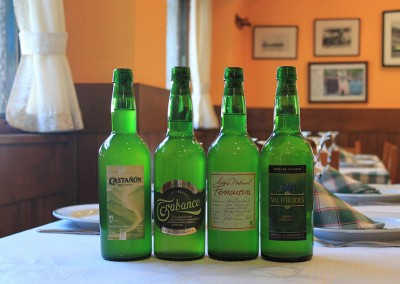 Palos de sidra / Marcas de sidra /  cider brands